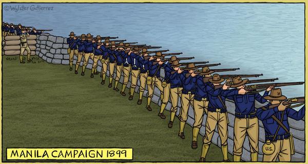 February and March 1899 by WylzGutierrez