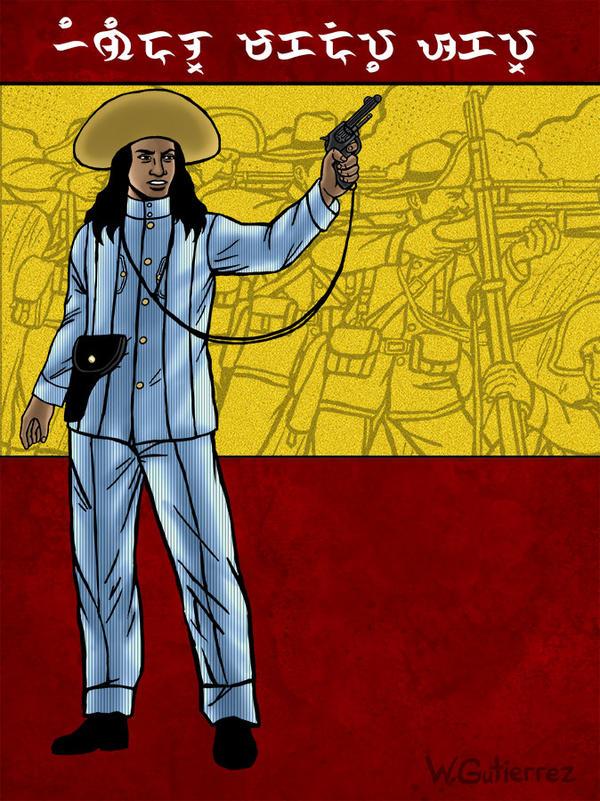 General Sakay by WylzGutierrez