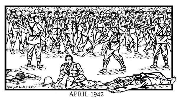 Marcha de la Muerte by WylzGutierrez