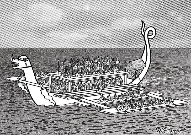 Commision: Caracoa by WylzGutierrez