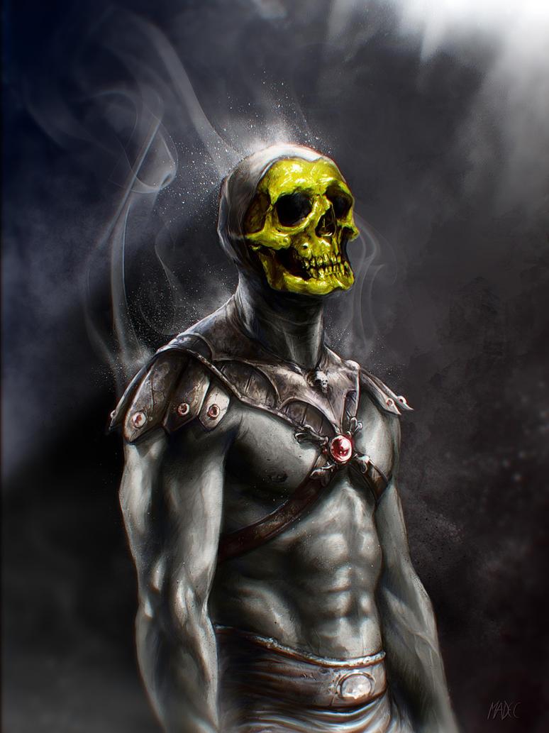 Skeletor by Madec-Brice