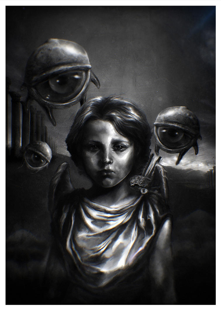 Kid Icarus By Madec Brice