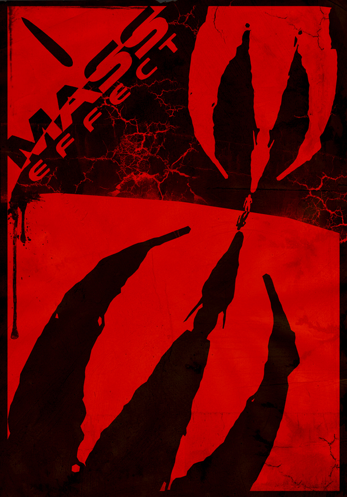 Mass Effect 3 POSTER by StuntmanKamil