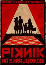 Piknik na skraju drogi. by StuntmanKamil