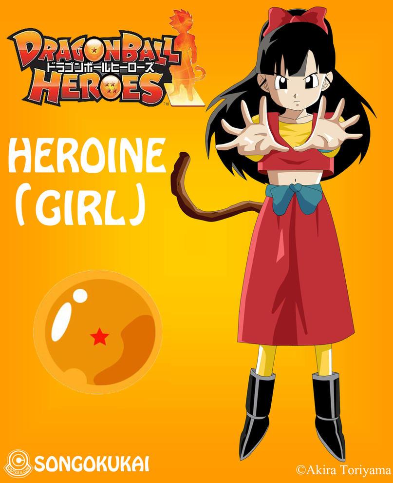 Heroine by Krizeii