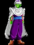 Piccolo Daimaoh jr. by Krizart-DA