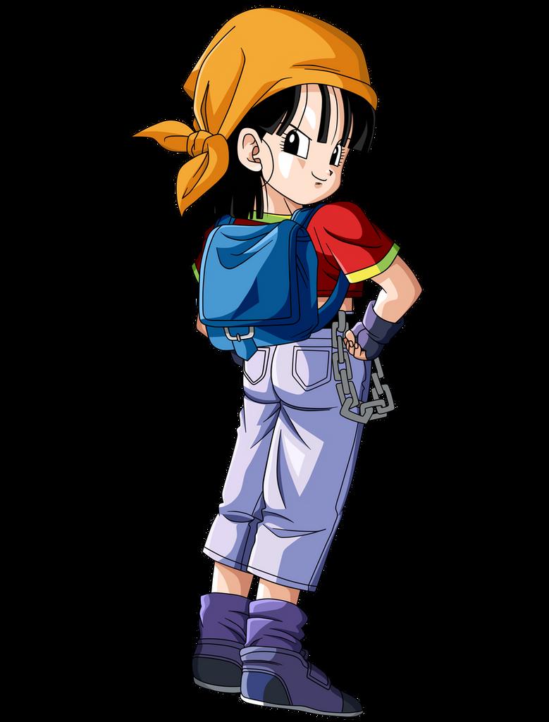 Dragon Ball Gt Son Pan By Chrisemerald Chaos Z D Ab