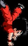 Dragon Ball Z =Pan v.1=