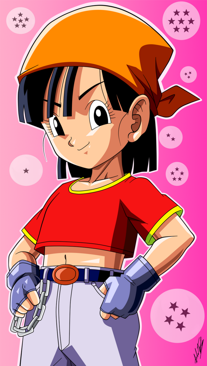 Dragon Ball GT .Pan. by Krizeii