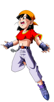 Dragon Ball GT =Pan v.10=
