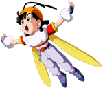 Dragon Ball GT =Pan 12= by Krizart-DA