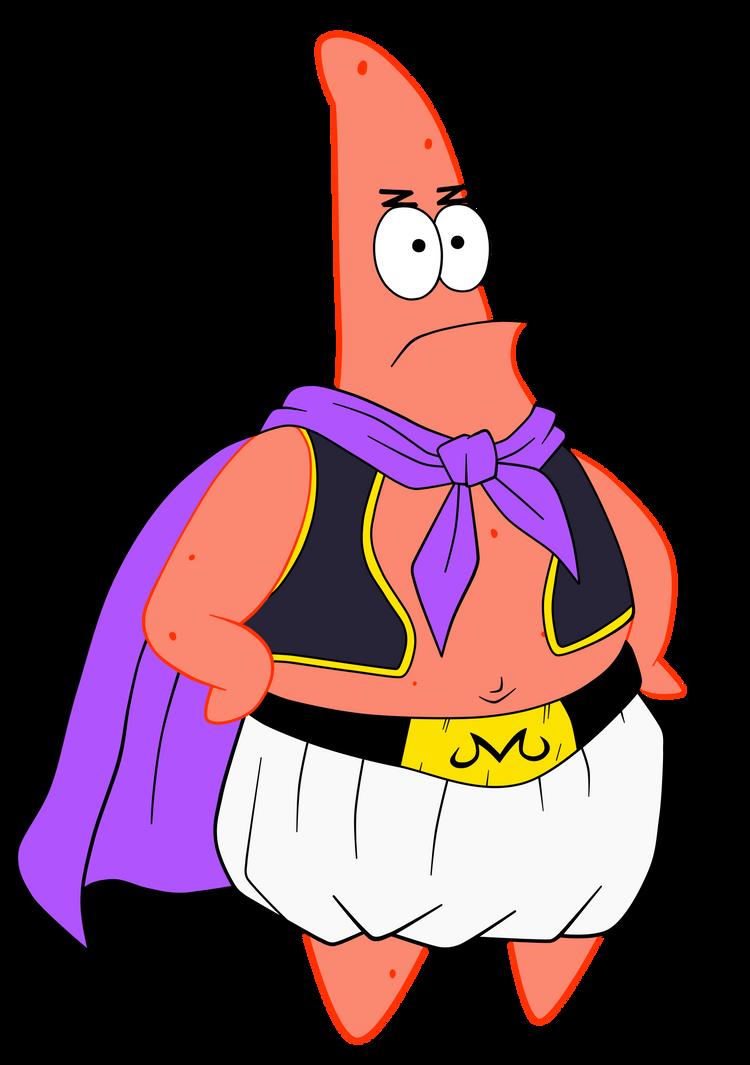 Patrick star vector
