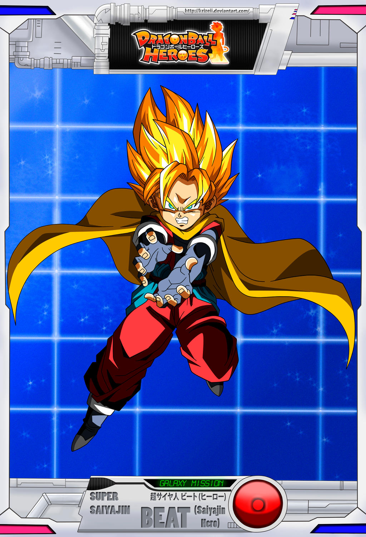 Dragon Ball HEROES GM - Super Saiyajin Beat by Krizeii