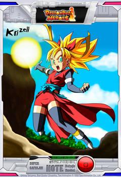 Dragon Ball HEROES UM - Super Saiyajin Note