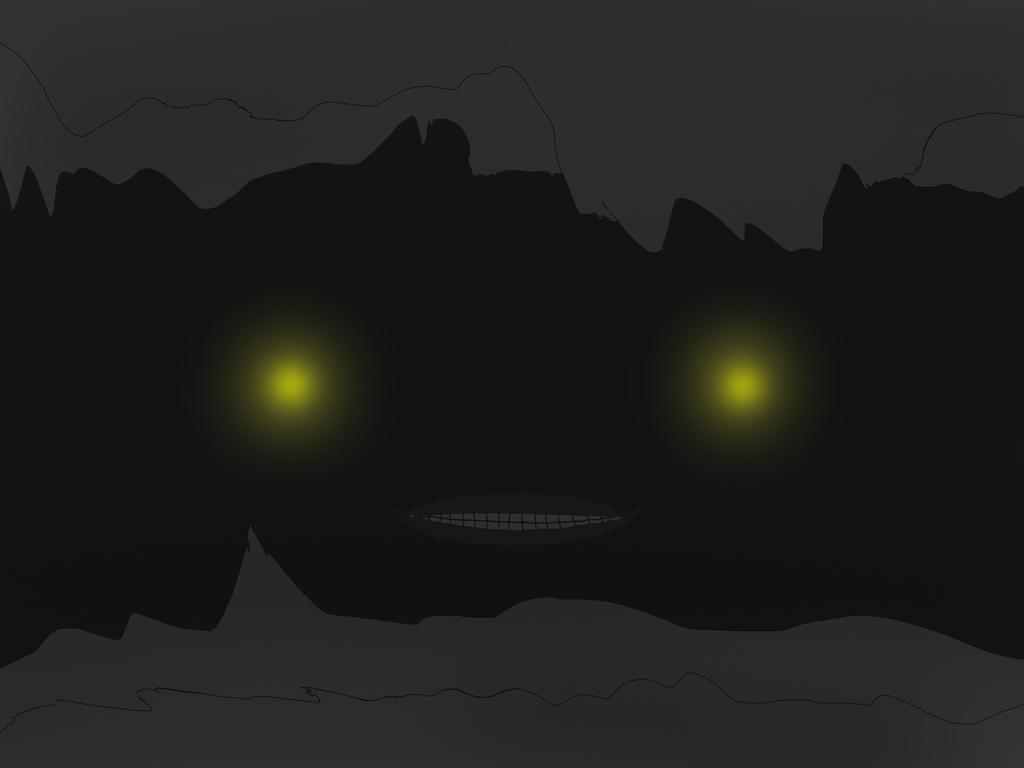 In The Dark by kingdomkreep