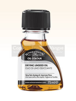 Winsor and Newton linseed oil