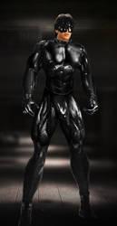 Cyborg Mark Pose 01 by VanWangye