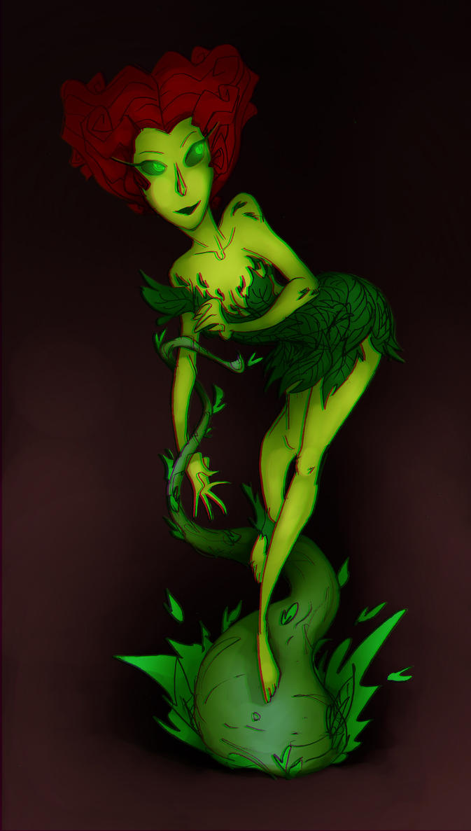 Poison Ivy by Eliotchan