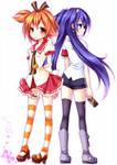 Akari and Seira