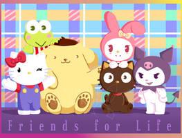 Sanrio by CuteArtStyleKitty
