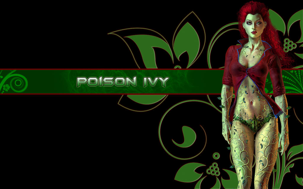 batman poison ivy wallpaper by equilibrium 90 on deviantart batman poison ivy wallpaper by