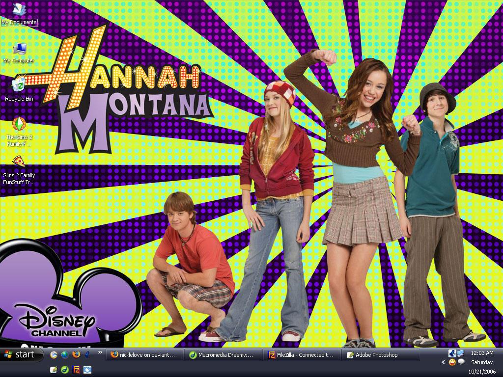 Hannah montana games on disney channel online