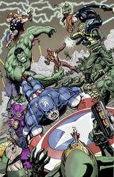 Avengers - BudlongDesign