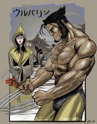 Wovie and Lady Deathstrike - BudlongDesign