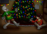 Deltarune: A Christmas Past(a) by MissPunnyPuns