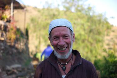 Uwe Mulhauser, Drum Master by Townpainter