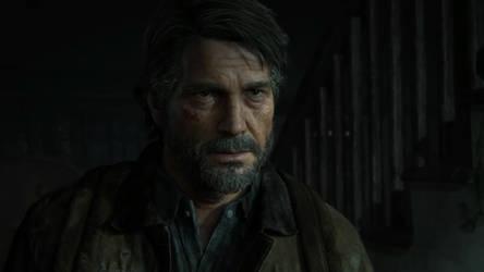 Joel in The Last of Us Part II