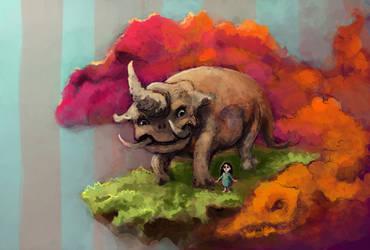 Martha's adventure by GnomeSchool