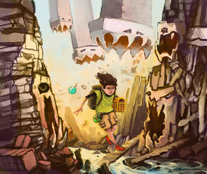 Treasures of the Chimney Land by GnomeSchool