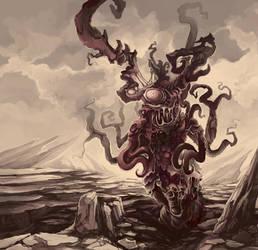 Demon Tree by GnomeSchool