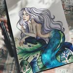 River mermaid