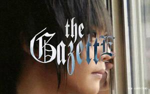 The GazettE Kai by uchiharuki