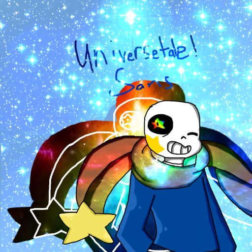 Universetale!Sans! or Unitale by dinahthefluffyfoxx