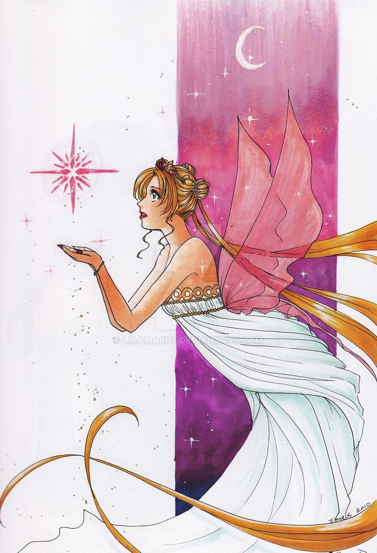 SM: Crystal Queen by Lia-Amari