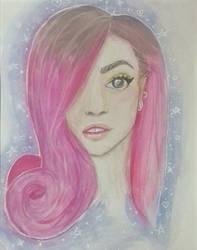 fanart of marzia by LydiaIsntVeryCool