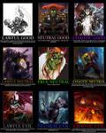 Warcraft Alignment Chart