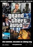 Grand Theft Auto Movie Poster