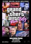 GTA: Vice City Movie Poster