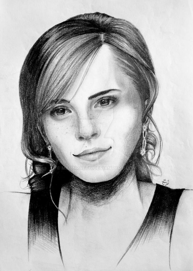 Emma Watson 2/2 by Mahnraeth