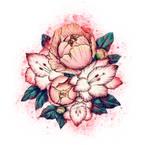 Bouquet 2 by Mahnraeth