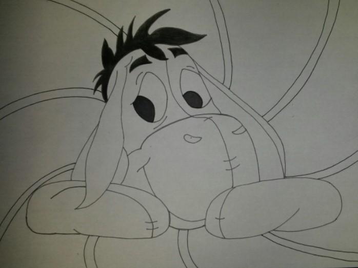 Eeyore! by triplee19