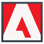 Adobe Logo Icon V1