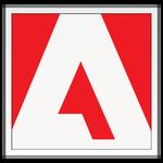 Adobe Logo Icon V2