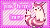 Pink Furret Lovers by LegendaryDitto