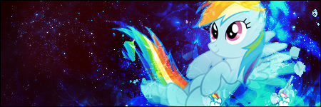 Character Bio Compendeum (Now Helmed by the Murgence) - Page 9 Rainbow_dash_signature_banner_by_legendaryditto-d4hz0if