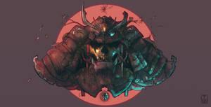 Forgotten Hero II by t-cezar